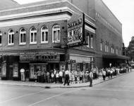 movie theater 1950s