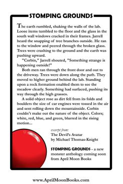 Stomping Grounds - The Devil's Avatar excerpt