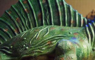 CU on Dimetrodon skin colors