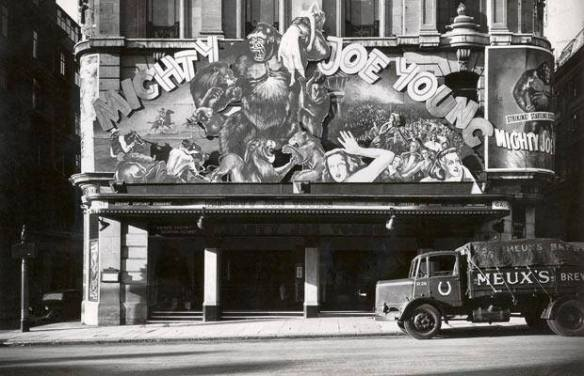 theater MJY 1940s