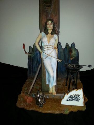 Hammer Horror Model Kits