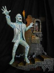 Frank Villa paint job - The Ghost of Castle Mare