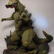 Giant Polar Lights Godzilla