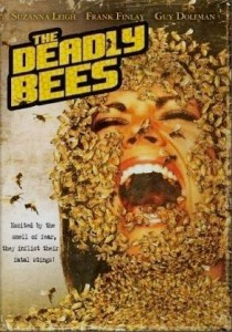 the deadly bees dvd