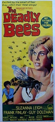The Deadly Bees - poster