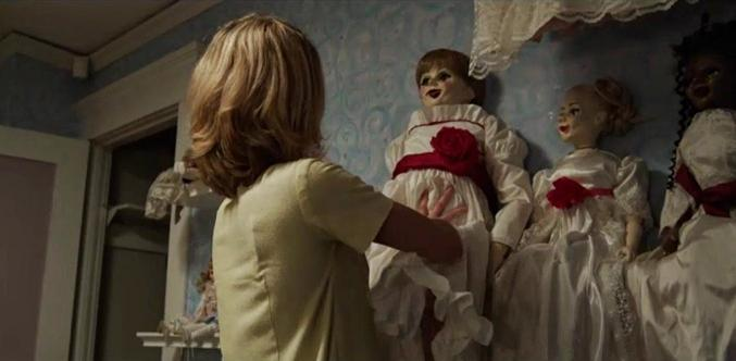 Annabelle 2014 Parlor Of Horror