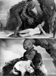 Creature from the black Lagoon promo clips!