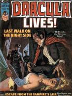 dracula lives comic
