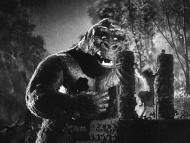 King Kong and Ann 1933