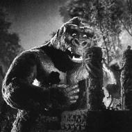 King Kong and Ann 1933