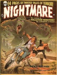nightmare magazine b