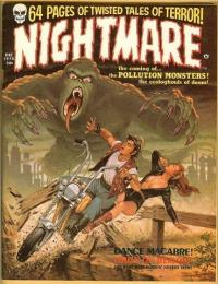 nightmare magazine b