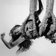 Raquel Welch vs Pterosaur