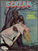 Scream magazine no 4 - feb 1974
