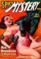 spicy mystery - pulp magazine