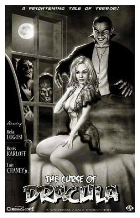 The Curse of Dracula - Valz