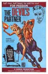 the devils partner poster