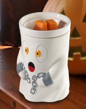 the-ghost wax warmer at Halloweenforevermore