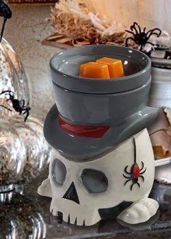 the-undertaker wax warmer at Halloweenforevermore