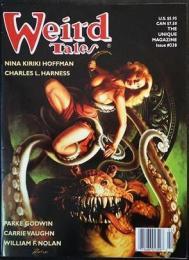 weird tales - rowena cover