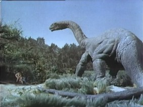 Best looking bronto in a movie!