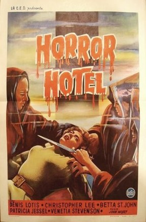 the city of dead - horror hotel - 1960 Poster - 002