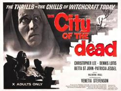 city of the dead poster a