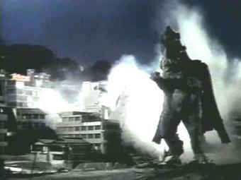 monster from the prehistoric planet - Gappa pic 3