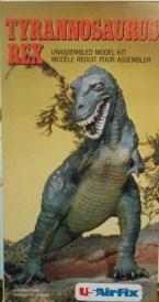 Airfix - T. Rex