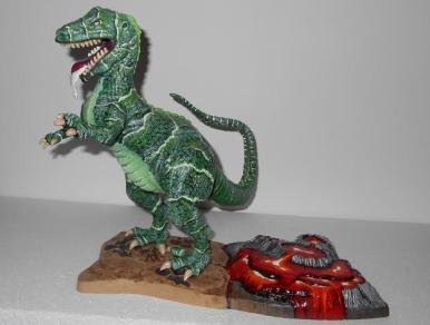 Aurora Allosaurus pic 10