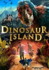 Dinosaur Island 2014 - poster