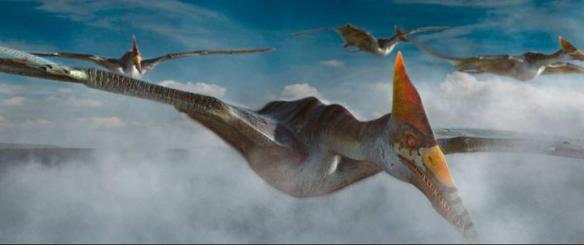 Dinosaur Island 2014 - pterosaurs