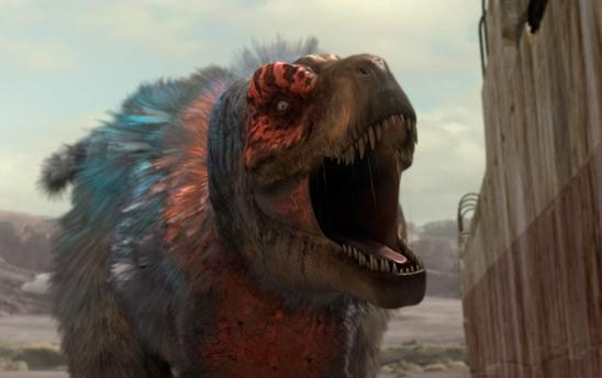 Dinosaur Island 2014 - T Rex pic 2