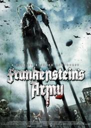 Frankensteins-Army alt poster