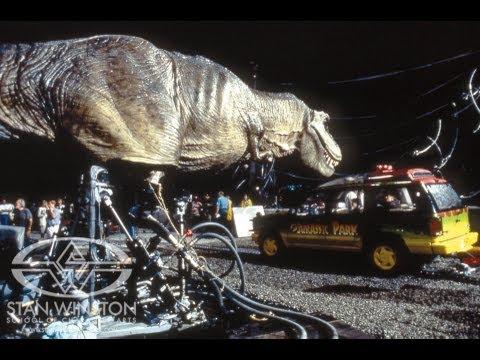 Jurassic Park t Rex pic 2
