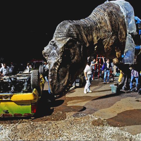 Jurassic park T Rex pic 3