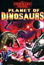 planet of dinosaurs dvd