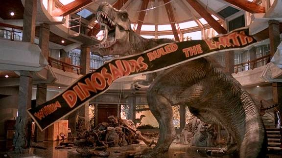 when dinosaurs ruled the Earth - jurassic-park-