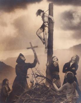 William Mortensen - witchcraft
