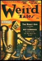 1941 weird tales - robots