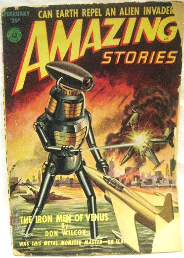 Amazing Stories - robots 1