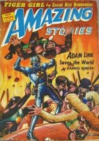 Amazing Stories - robots 1948
