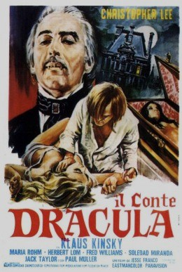 Count Dracula 1970 poster 3