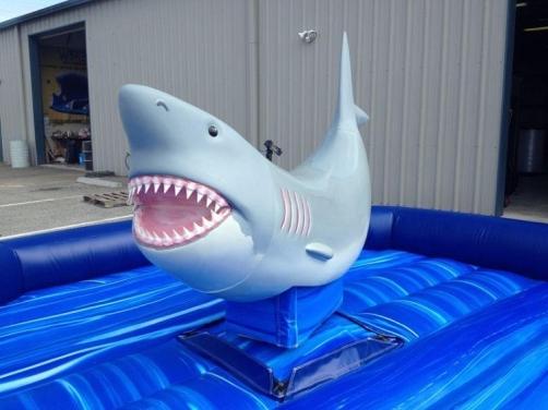 ride-a-mechanical-shark