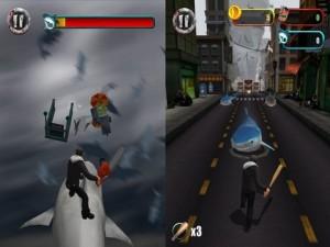 sharknado video game