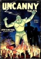 Uncanny Tales 1944
