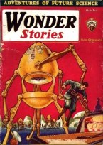 wonder stories - robots