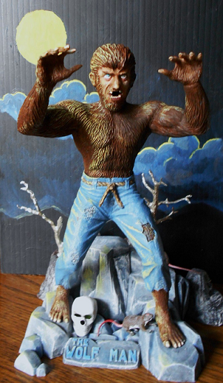 Aurora Wolfman by Mike K - pic 4