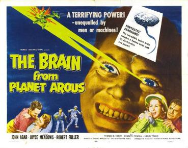 brain-from-planet-arous poster