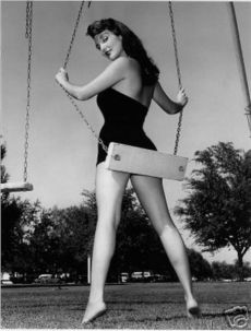 behind the swing - attack of the 50 ft woman